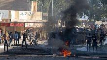 Tunisie : manifestation violente après la mort d'un vendeur clandestin