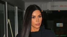 ¿Convertirá en tendencia Kim Kardashian su piercing labial?