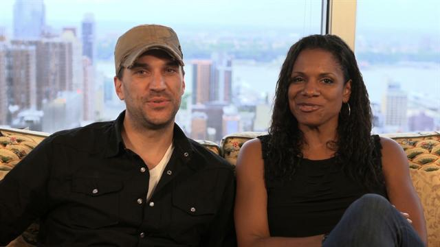 Tony Award Families - Audra McDonald and Will Swenson