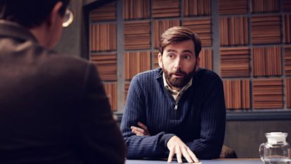 Criminal, Netflix review: a brilliantly odd mix of David Tennant, foreign crime drama and Line of Duty's interrogation scenes