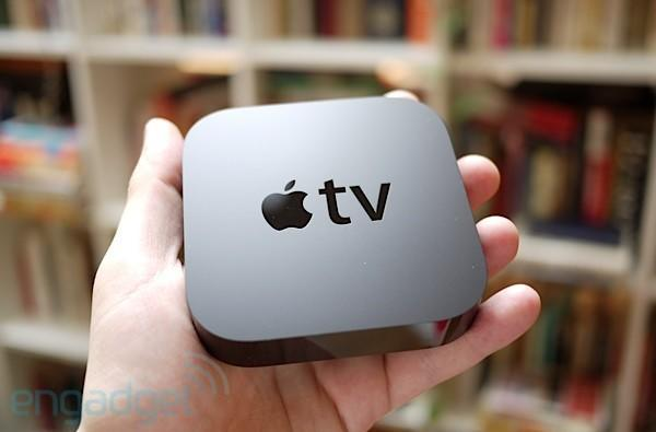 Apple TV update adds Yahoo Screen and PBS apps