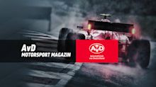 Das AvD Motorsport Magazin - Premiere mit geballter F1-Power
