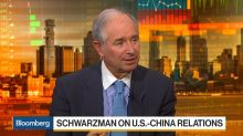 Schwarzman Says He Doesn't Consider Himself a 'China Whisperer'