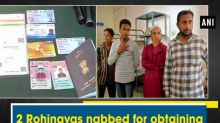 2 Rohingyas nabbed for obtaining illegal Indian passports