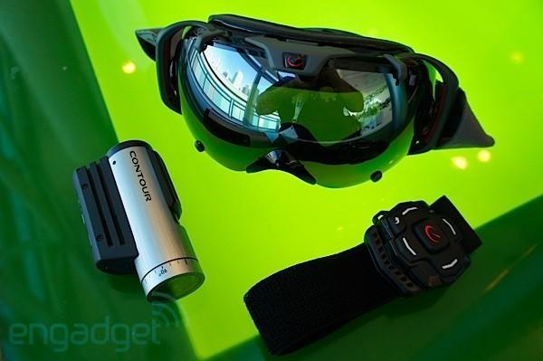 Recon goggles gain Facebook integration and augmented reality at Google I/O (hands-on video)
