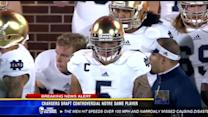 It's no hoax: Chargers draft Manti Te'o