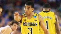 Trey Burke source of Michigan's confidence