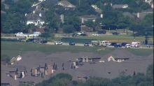 Texas DPS responding to plane crash at Hooks Airport
