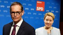 Kandidatur für Bundestag: Druck und Einsicht: Müller will nicht mehr Regierender sein