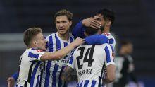 Hertha beats Freiburg to leave Bundesliga relegation zone