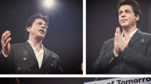 SRK at TED: I used to think gay meant happy and Lesbian was the capital of Portugal