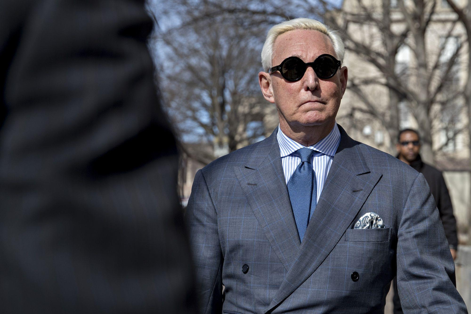 Does the Roger Stone fight hurt the Justice Department?