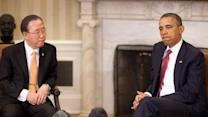 Obama Urges North Korea to End Belligerence