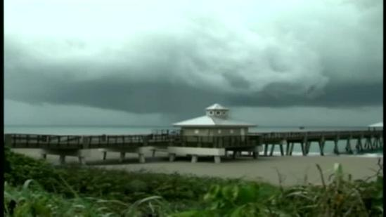 Local emergency officials track Tropical Storm Debby