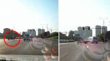 Man killed as 'speeding' ambulance runs red light - so who's at fault?