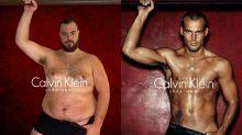 Engenheiro recria publicidade de cuecas e viraliza: 'Sonho em ver um homem gordo representado'