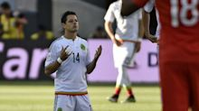 Chicharito staying cool but needs to score and put record talk behind him