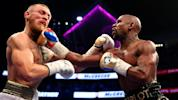 Mayweather rants about McGregor, De La Hoya