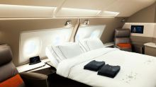 Airline launches 'luxury hotel rooms in the sky'