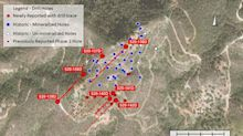 Minera Alamos Continues to Expand Mineralization at Santana Gold Project, Sonora, Mexico