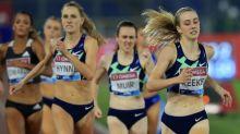 Jemma Reekie savours Diamond League 800m win over Laura Muir