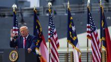 Trump Orders Barr to Designate and Defund 'Anarchist Jurisdictions'