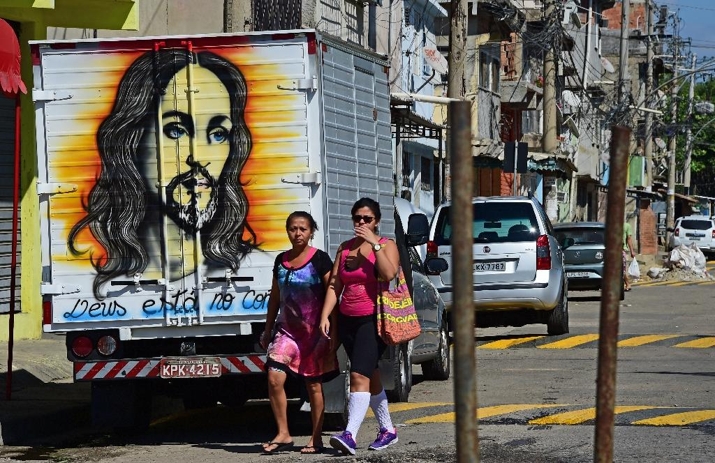 Swathes of Rio continue to be shaken by deadly, little-reported violence (AFP Photo/Tasso Marcelo)