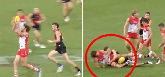 AFL fans irate after controversial missed call