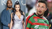 'Called me poor': Sam Burgess' 'weird' run-in with Kanye West