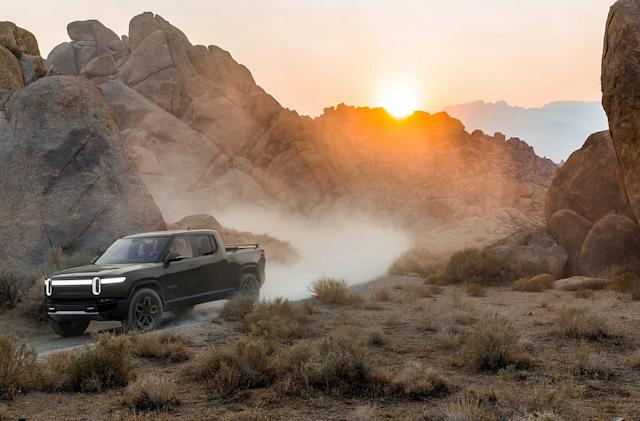 Rivian raises pricing for its electric truck and SUV
