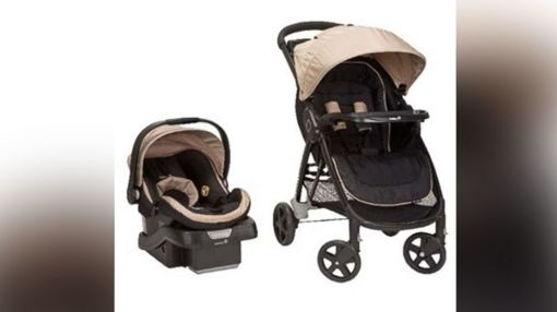 20,000 Safety 1st Strollers Recalled in the US Because of Defect