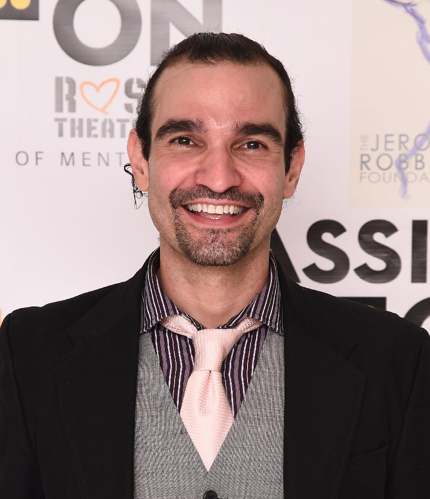 Javier Munoz, the lead actor of Broadway hit musical 'Hamilton', is openly gay, HIV positive and a cancer survivor (AFP Photo/Ilya S. Savenok)