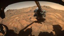 Mars rover: Nasa's Perseverance prepares to drill first rock sample