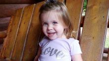2-year-old Tennessee girl is fighting for her life after being hit in the head by a stray bullet while playing on her backyard slide