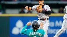 Mariners top Indians 7-3 in second game of Seattle series