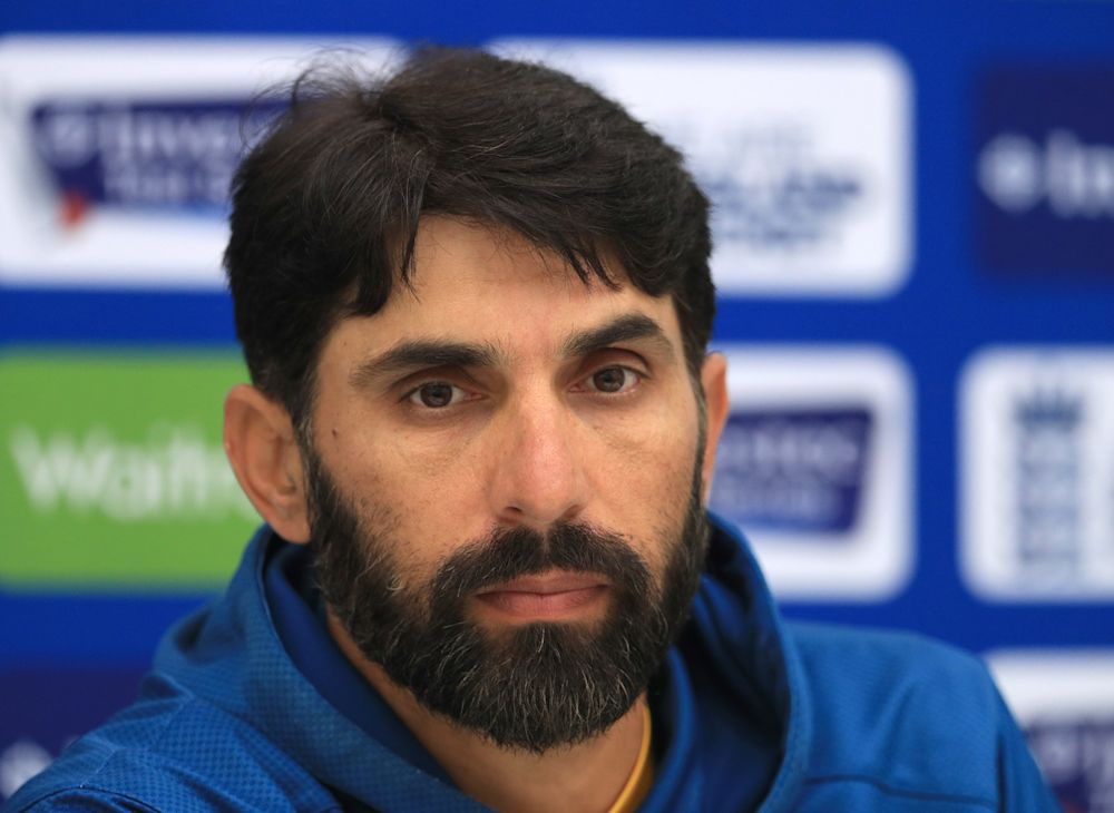 Misbah-ul-Haq will end his Pakistan career next month - PA Archive/PA Images