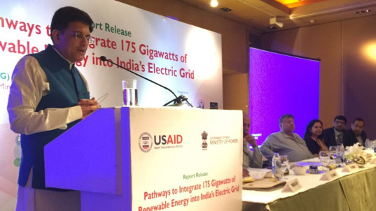 India Will Continue To Cut Generation From Coal Plants, Says Power Minister Goyal