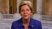 "Sen. Warren: ""We're all coming together in Boston"""