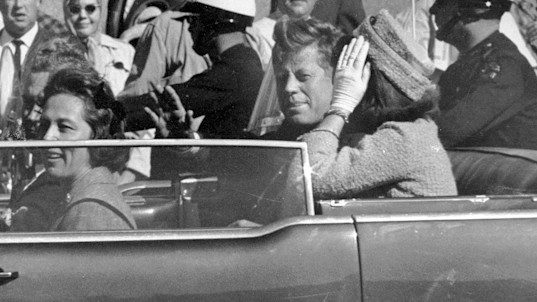 Trump won't stop release of long-secret JFK files