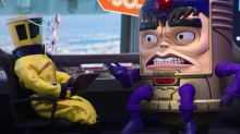 Patton Oswalt is here and designed only for killing in the first trailer for Hulu's M.O.D.O.K.