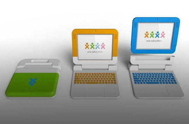 OLPC's modular hybrid laptop could last schools for years