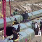 Biden to end Keystone XL pipeline early on