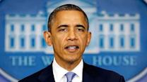 Obama urges public to listen to, obey emergency officials