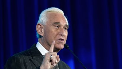 Trump ally Stone admits to spreading lies online