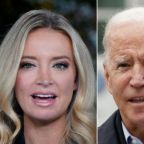 Kayleigh McEnany Once Had Some Pretty Nice Things To Say About Joe Biden