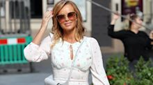 Amanda Holden shares family holiday photo taken by famous friend
