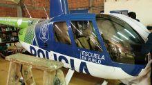 Narcotráfico. Crece el misterio alrededor del helicóptero encontrado en Paraguay