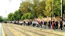 Neonazis marschieren zu Heß-Todestag durch Berlin