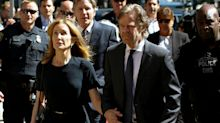 Felicity Huffman sentenced to 14 days in prison in college admissions scandal