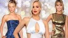 Red Carpet Flashback! 10 Years of Jennifer Lawrence